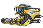 Combines New Holland
