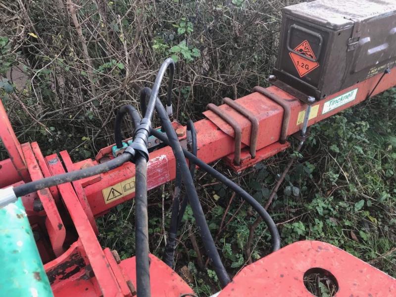 Kverneland RS100 plough