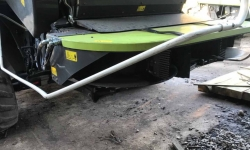 Used Claas Lexion 570+
