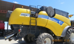 Combine New Holland CX8090